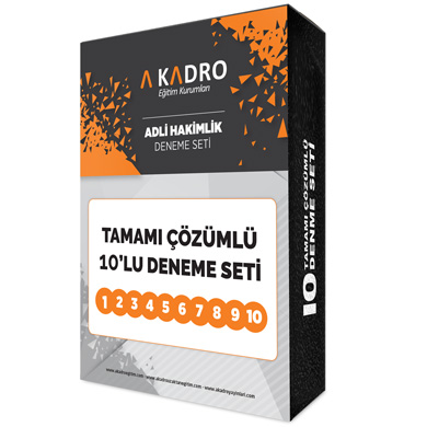 ADLİ-DENEME