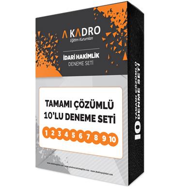 İDARİ-DENEME